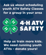 Texas 4-H Youth ATV Safety Program