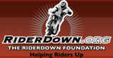 The RiderDown Foundation - Helping Riders Up