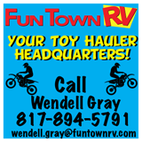Fun Town RV - 2200 US 67 East Business - Cleburne, TX 76031 - 855-219-7849